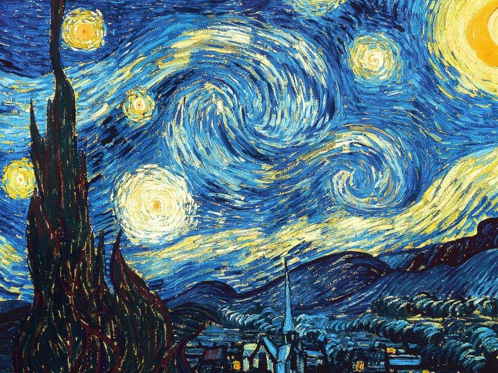 Vincent van gogh starry night - (#53127) - High Quality and Resolution ...