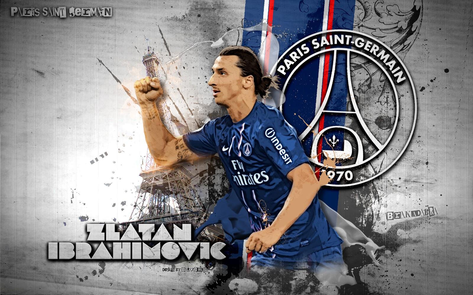 Attitude Girl Zlatan Ibrahimovic Wallpapers PSG 2013 6 HD 1600x1000