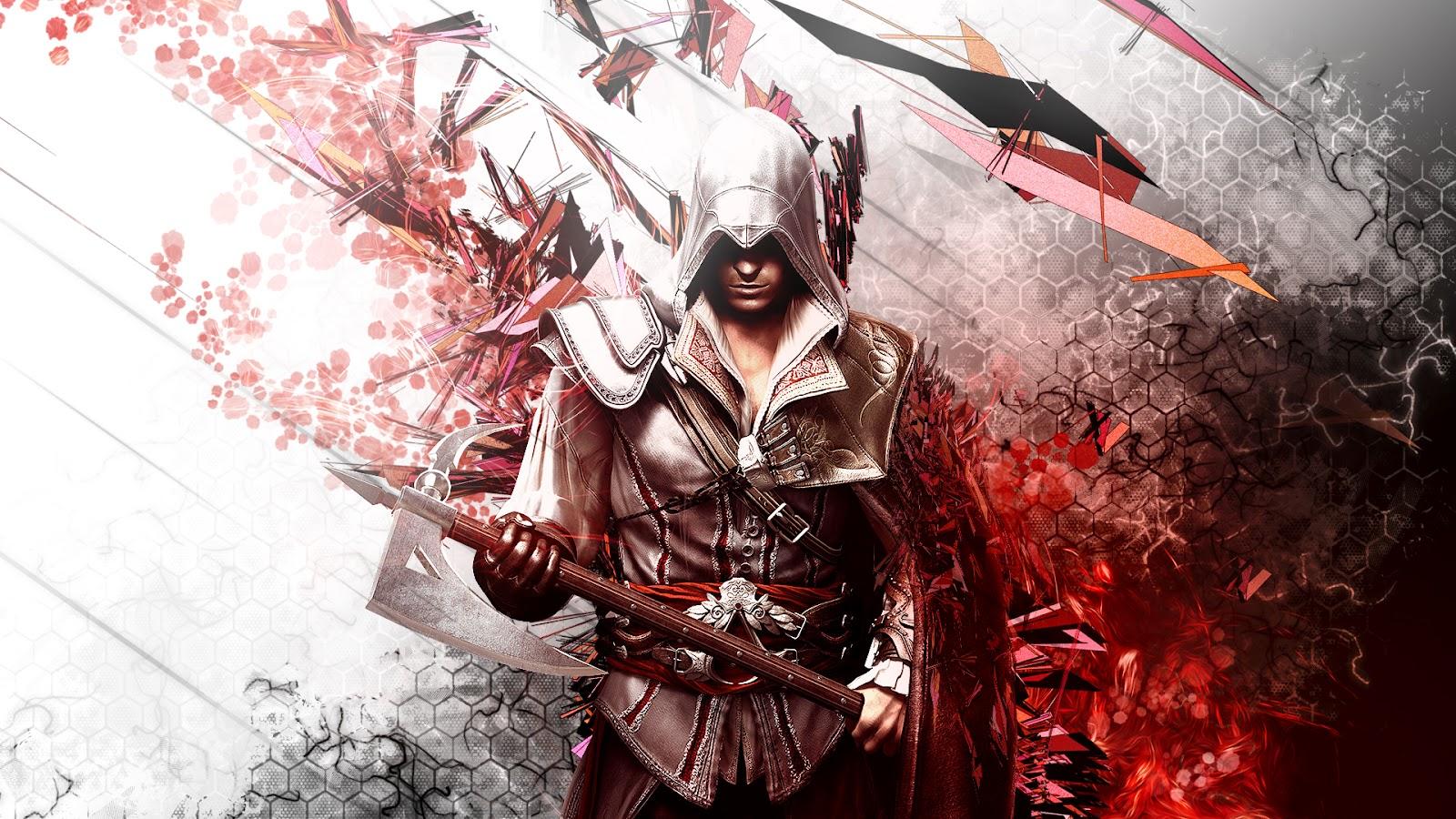 Assassin Creed 2 HD Wallpaper 1080p PiCsHoliC 1600x900