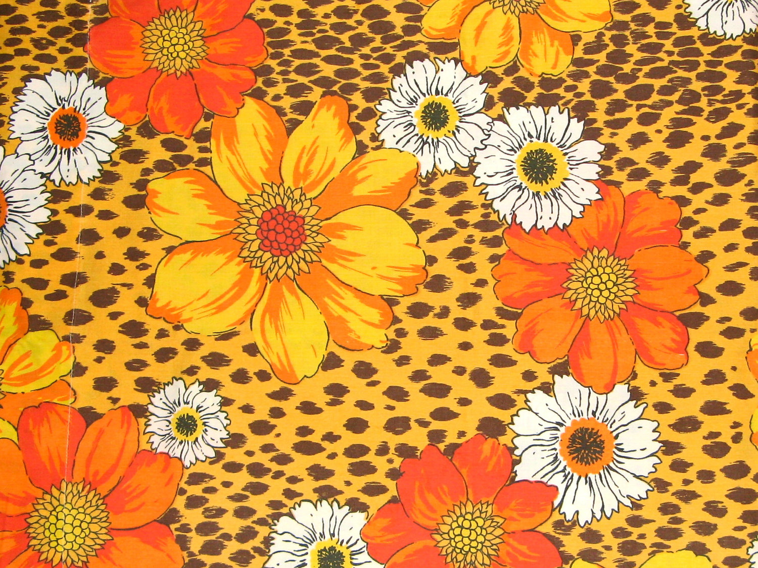 Free Download 60s Flower Power Background 60s70s Flower Power