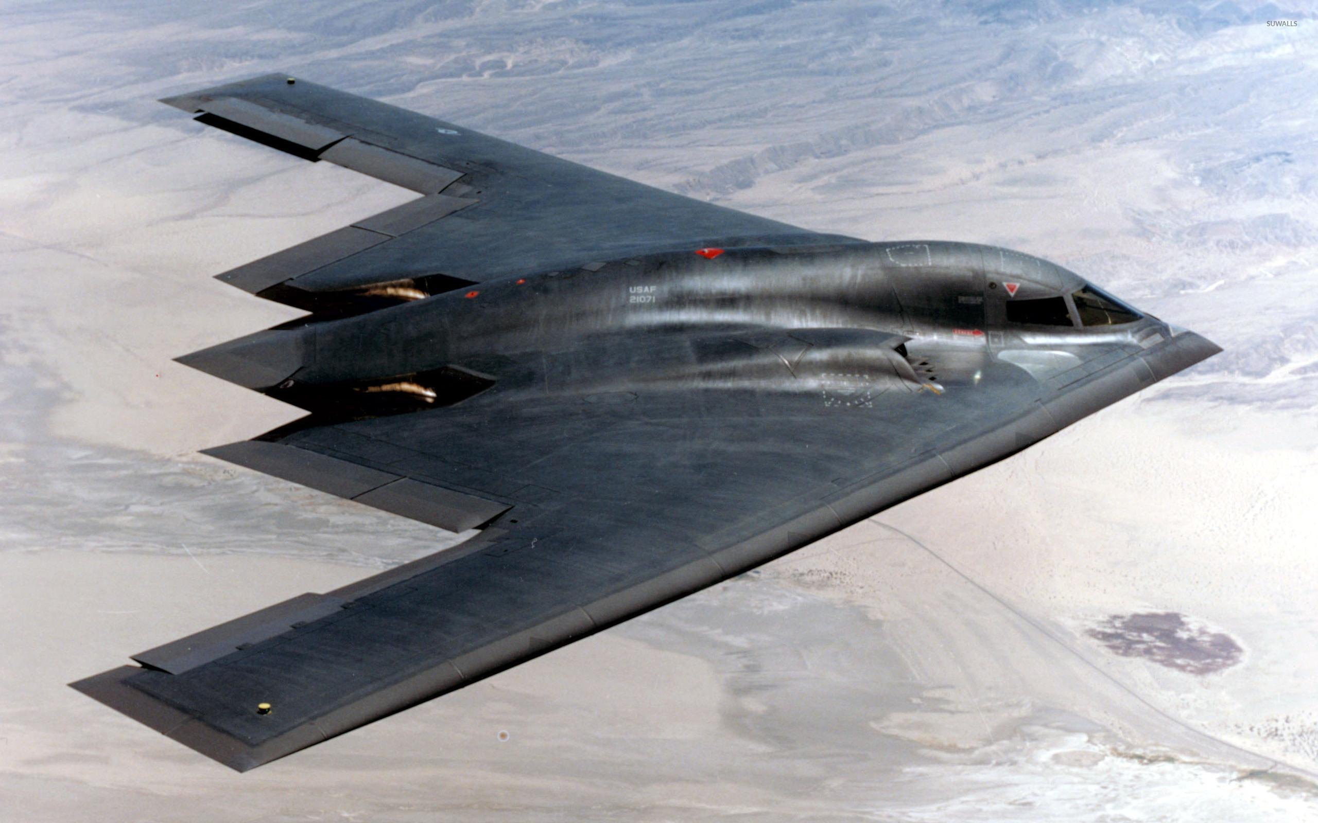 Northrop Grumman B 2 Spirit [2] wallpaper   Aircraft wallpapers 2560x1600
