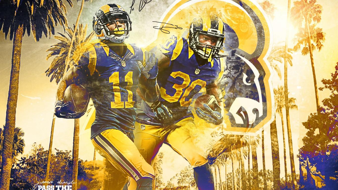 Free download Los Angeles Rams