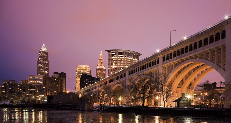 downtown cleveland ohio wallpaper - photo #27