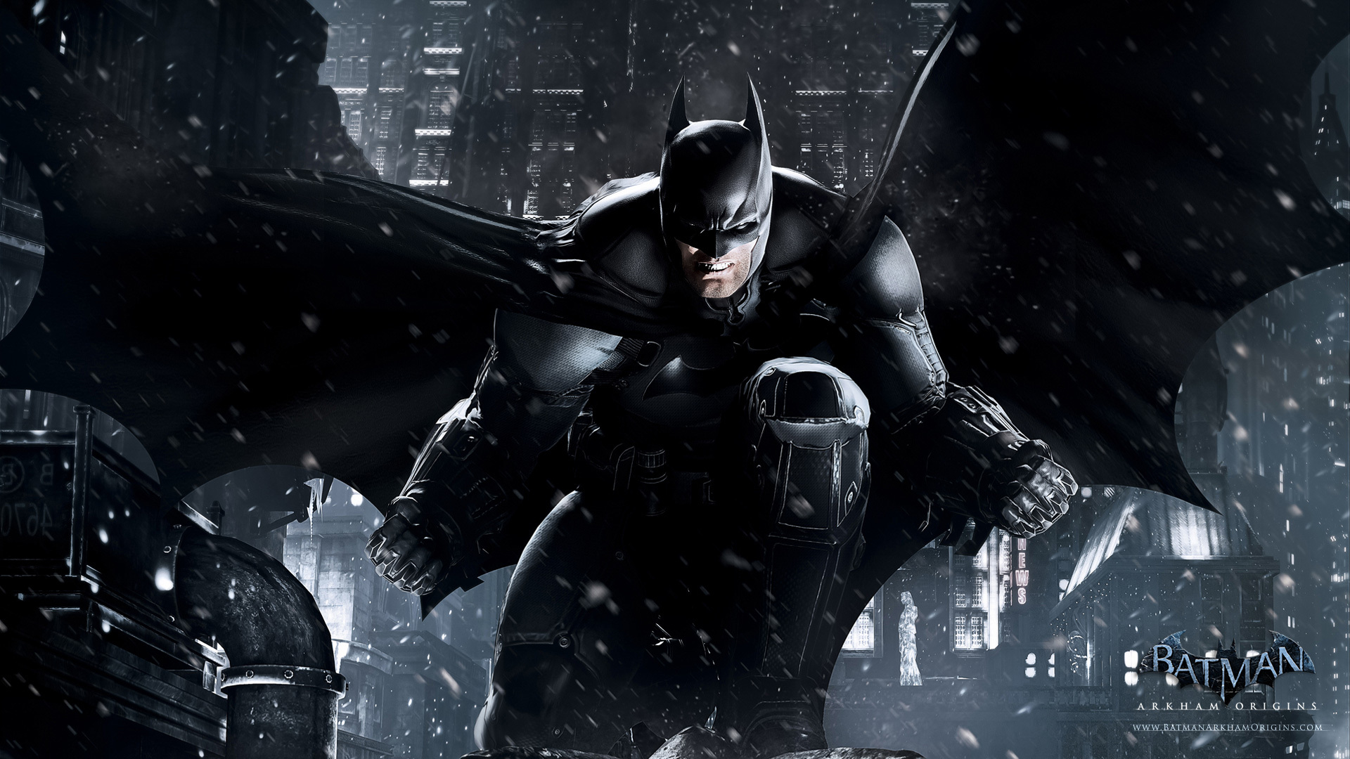 2013 Batman Arkham Origins Wallpapers HD Wallpapers 1920x1080