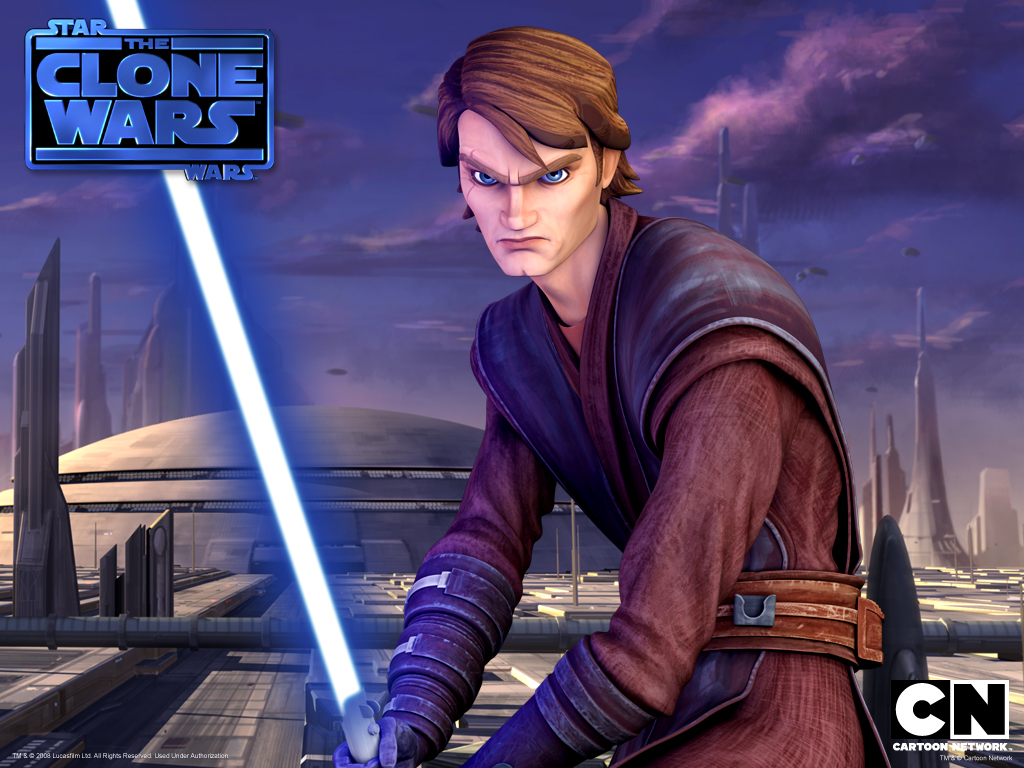 Anakin Skywalker   Clone wars Anakin skywalker Wallpaper 25166821 1024x768