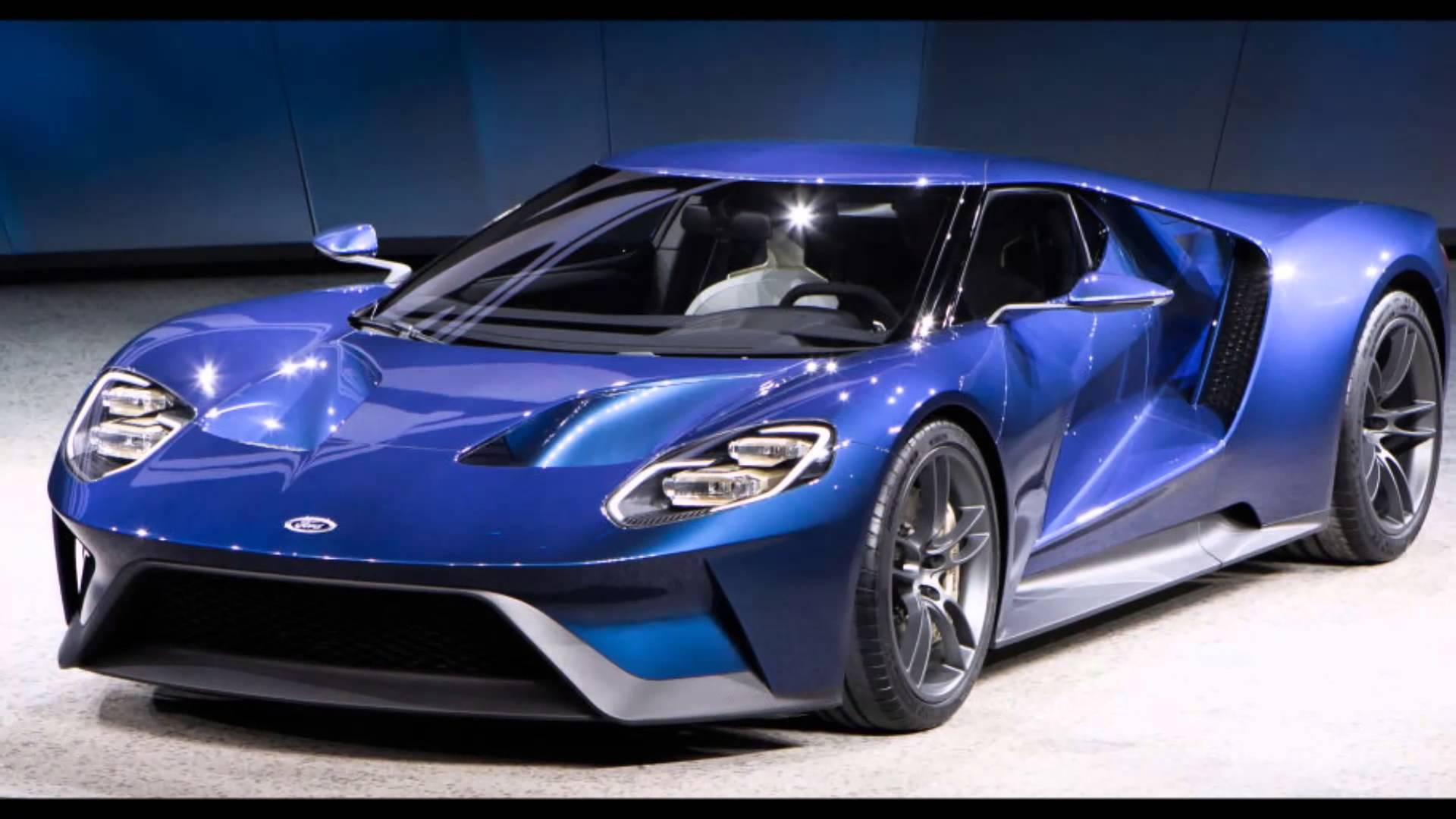2017 Ford GT limited to 250 Per Year production and allocation to 1920x1080