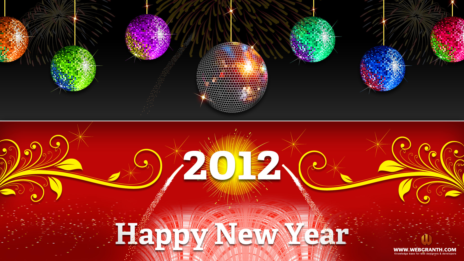 New Year Desktop Wallpapers 65 images 1920x1080