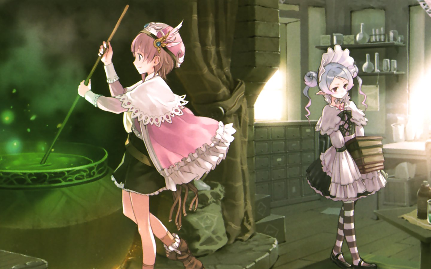 Atelier Rorona wallpaper   ForWallpapercom 1440x900