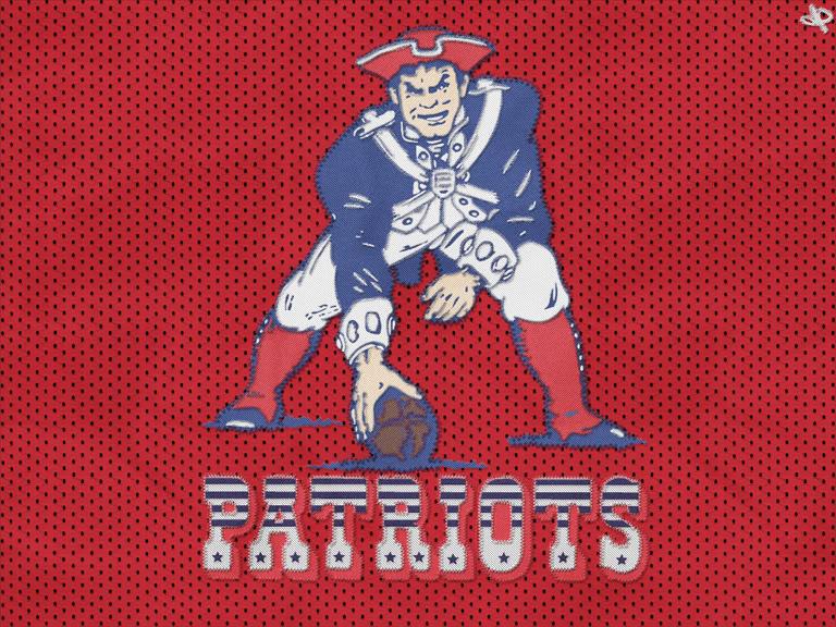 ne patriots logo wallpaper wallpapersafari