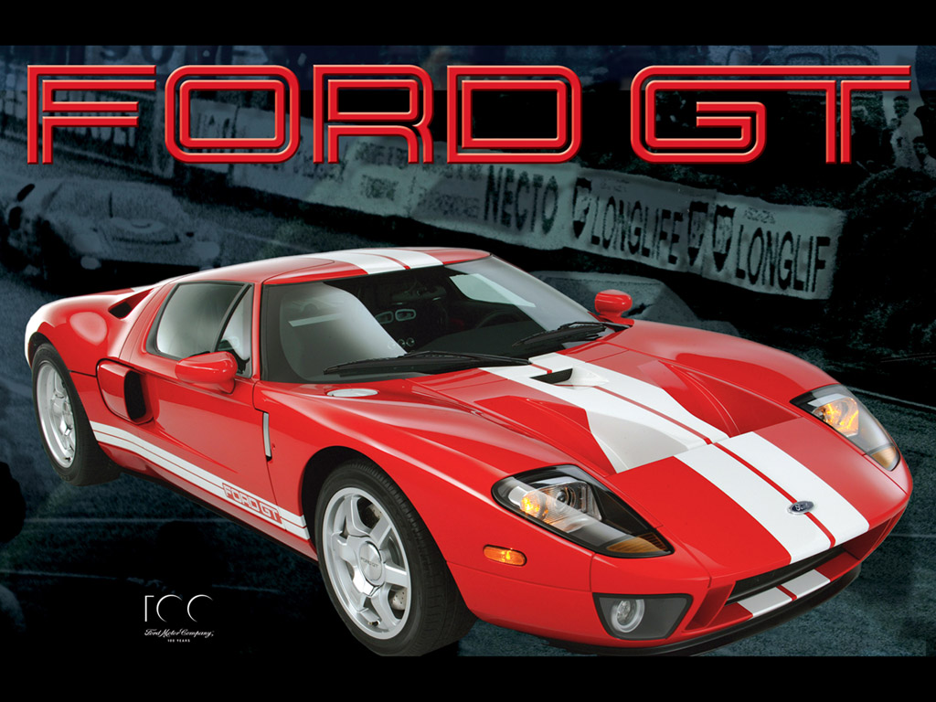 Ford Gt Wallpaper 5642 Hd Wallpapers in Cars   Imagescicom 1024x768
