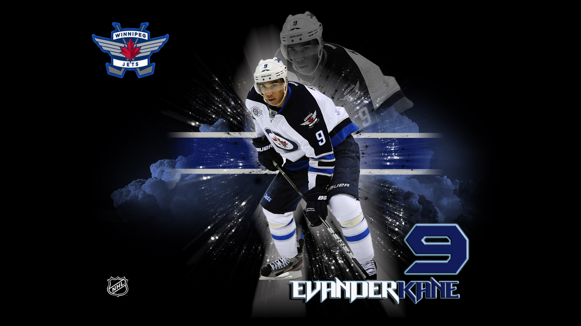 NHL Wallpapers   Evander Kane Winnipeg Jets 1920x1080 wallpaper 1920x1080