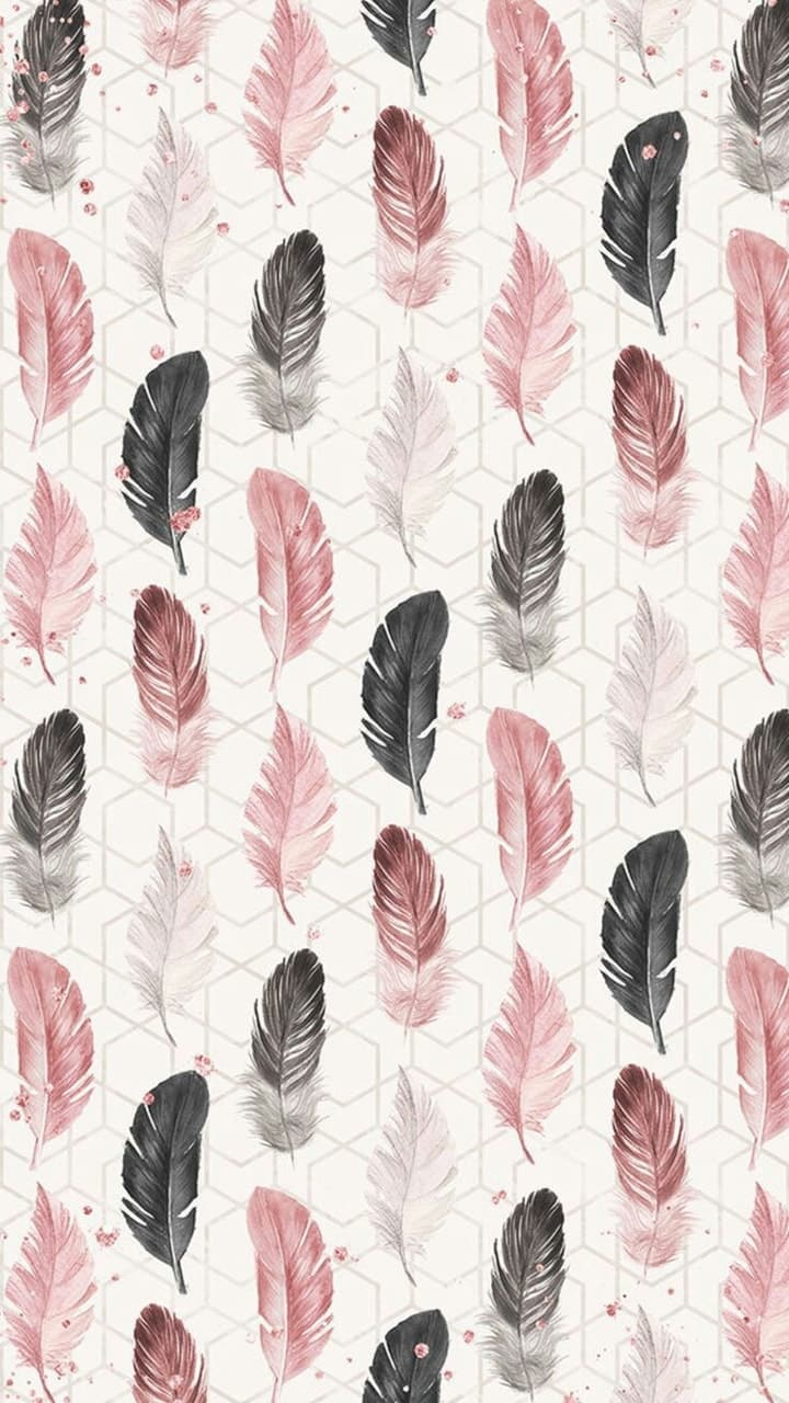 Feathers Wallpaper shared by amyjames on We Heart It 720x1280