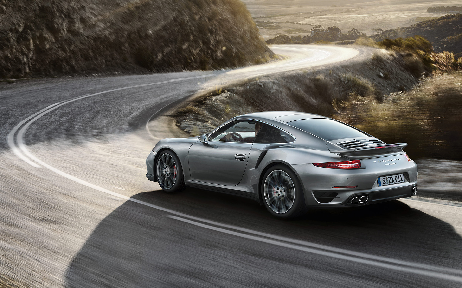 2014 porsche 911 turbo wallpaper hd