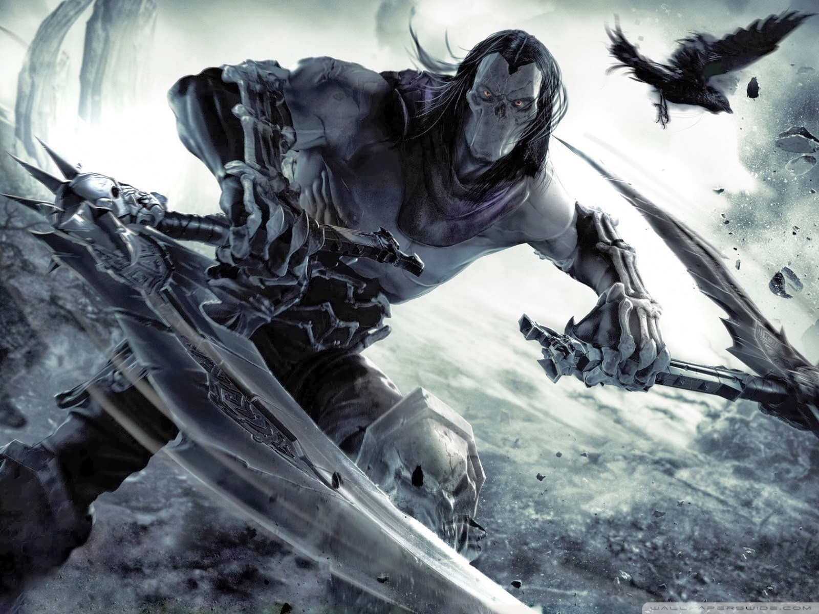 Darksiders II HD Wallpapers   HD Wallpapers Blog 1600x1200