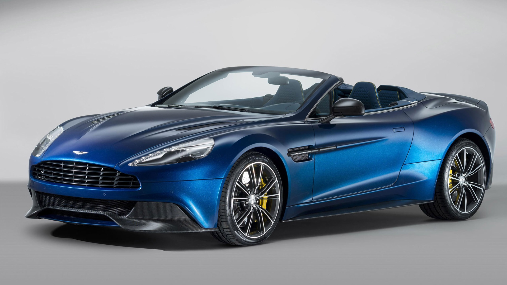 2014 Aston Martin Vanquish Wallpaper in 1920x1080 Resolution 1920x1080