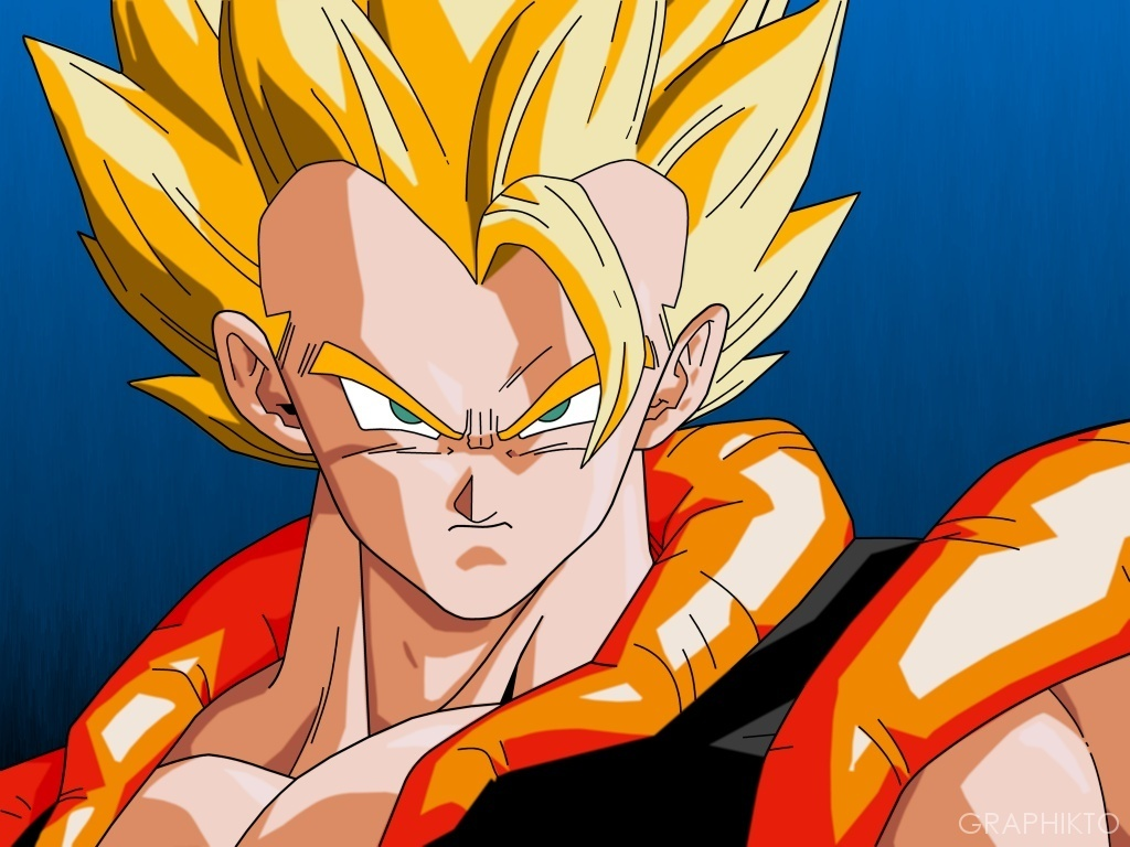 Gogeta wallpaper 1   Dragonball Z Movie Characters Wallpaper 16255512 1024x768