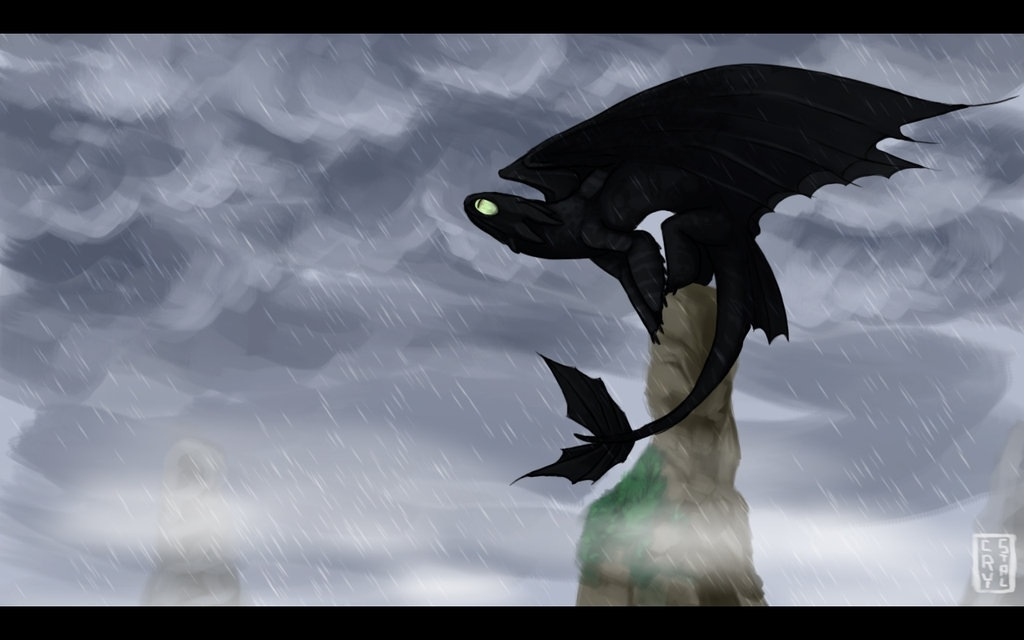 Nightfury Wallpaper How To Train Your Dragon 2 Night Fury Pictures 1024x640