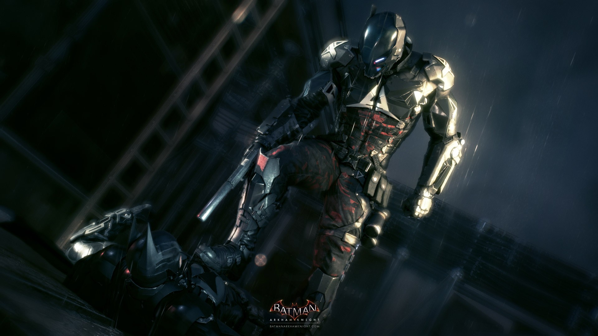 50 Set of Batman Arkham Knight Wallpaper 1920 X 1080 HD 1920x1080