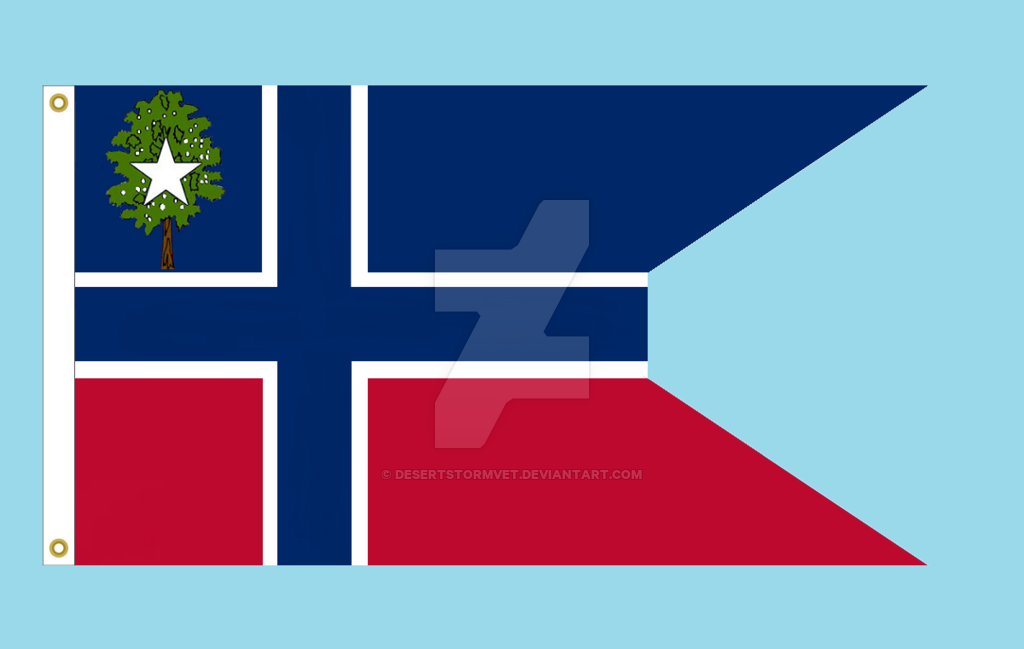 Mississippi State Flag Proposal No 7a by StephenBarlow 1024x649