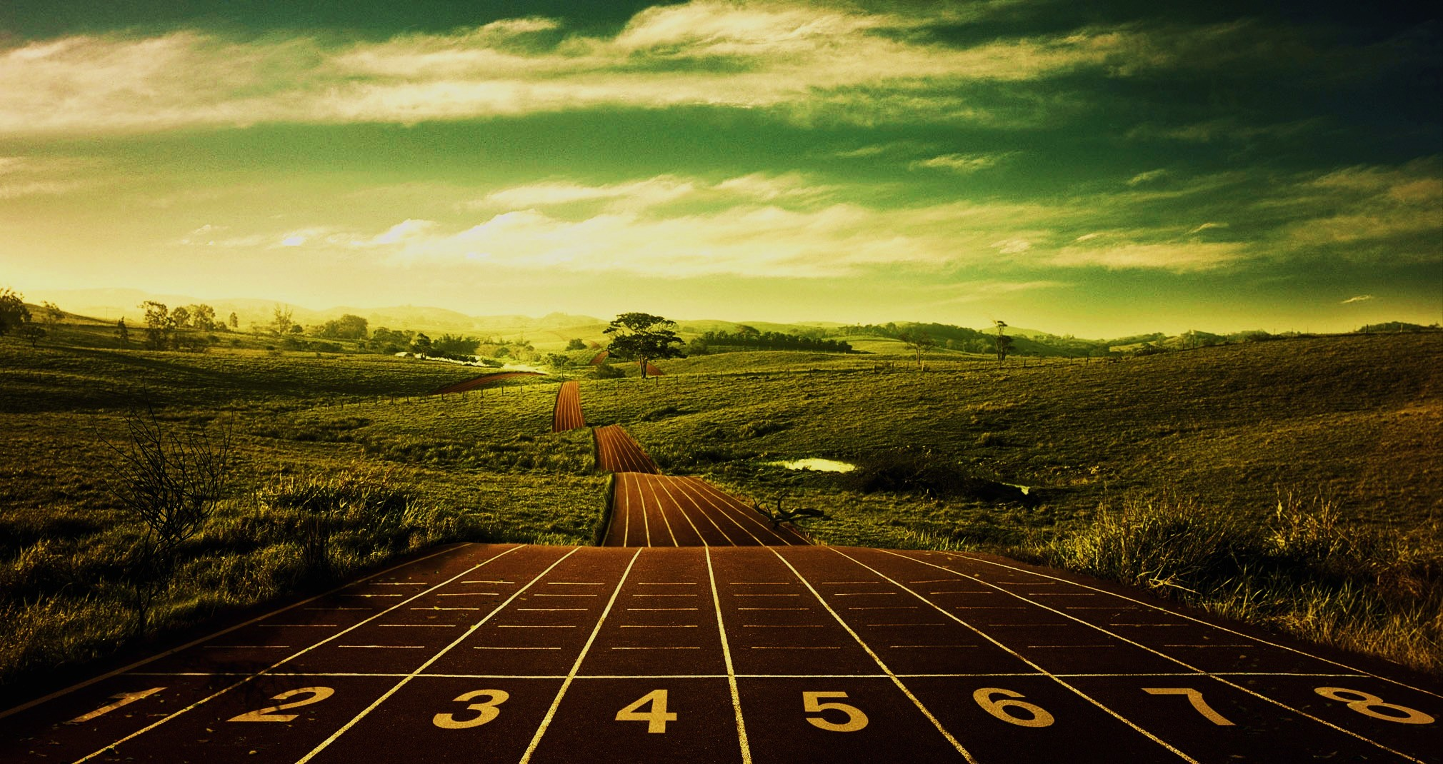 Wallpapersafari: Marathon Running Wallpaper