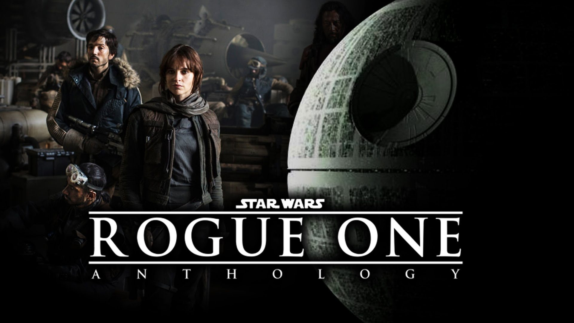 Free Download Star Wars Rogue One Wallpaper With Jyn Erso 1920