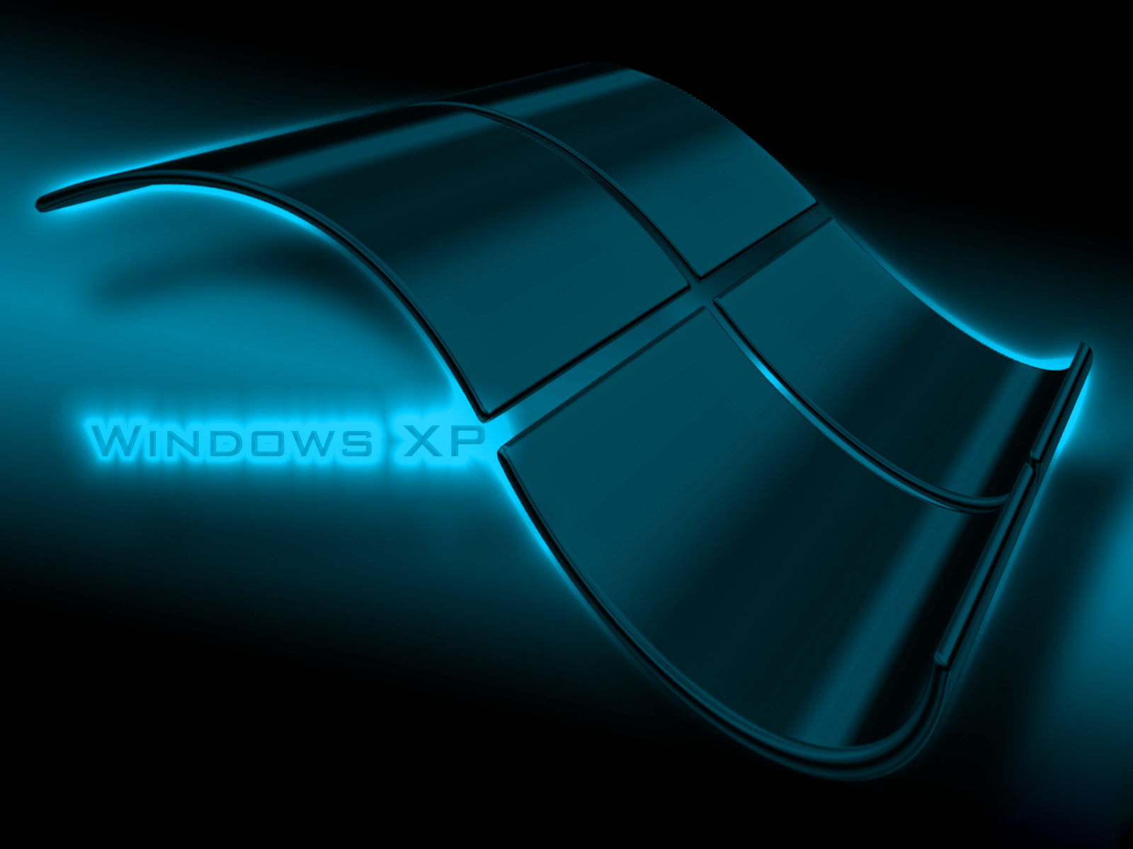 Wallpapers for Desktop Windows XP Blue Illusion Wallpapers download 1600x1200