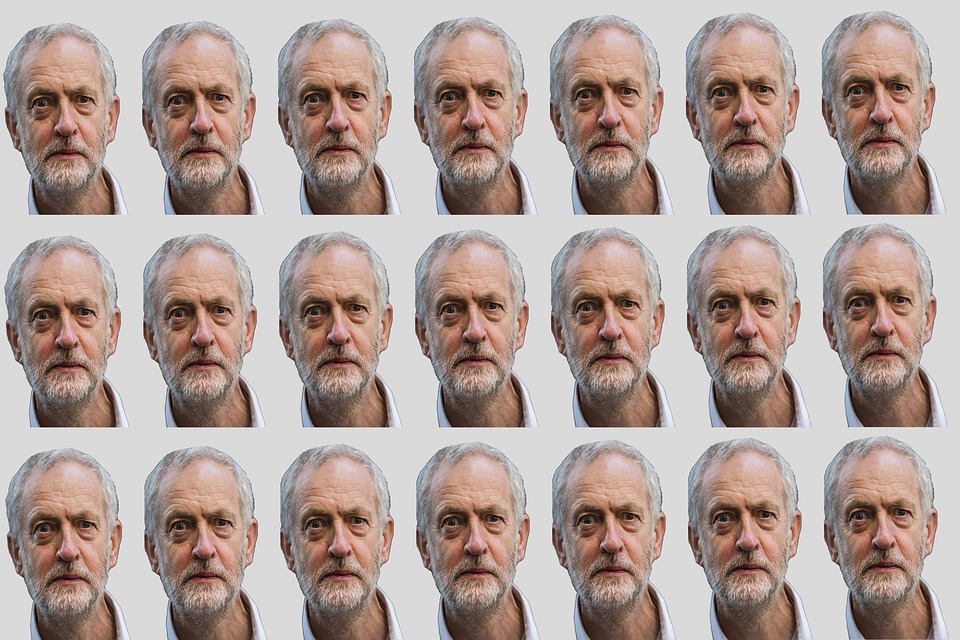 Jeremy Corbyn Background Texture   image on Pixabay 960x640