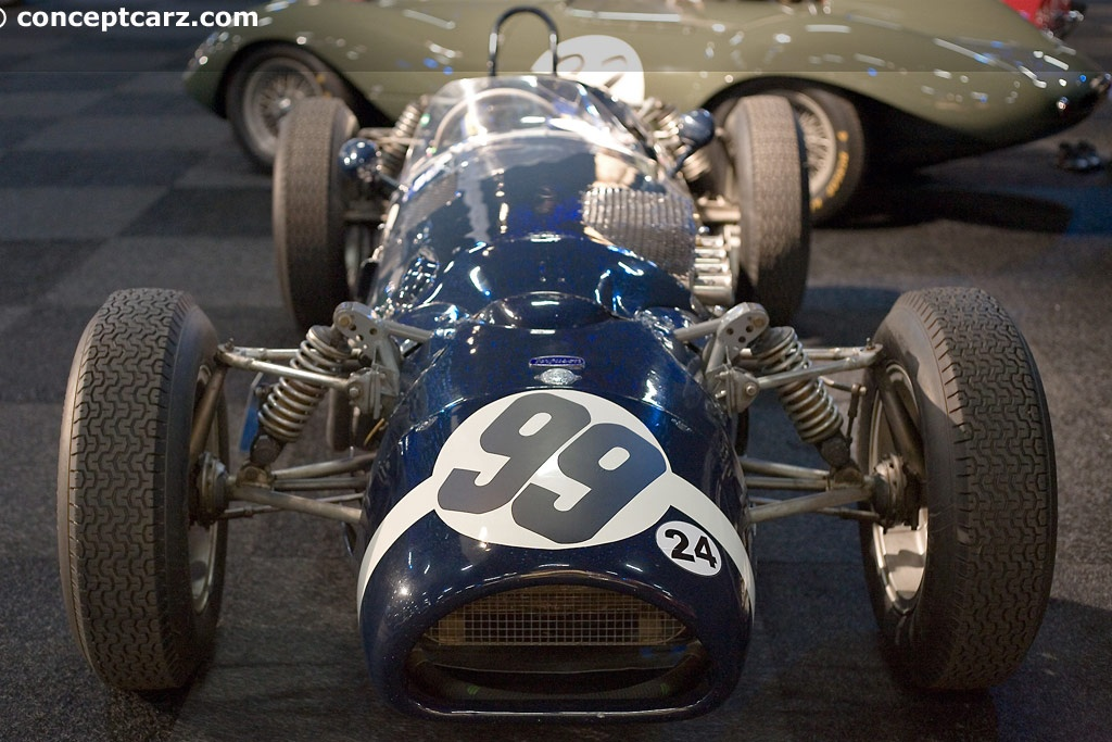 1961 Ferguson Climax P99 Wallpaper and Image Gallery 1024x683