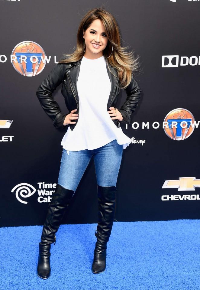 Becky G Tomorrowland Premiere  16   GotCeleb 662x959