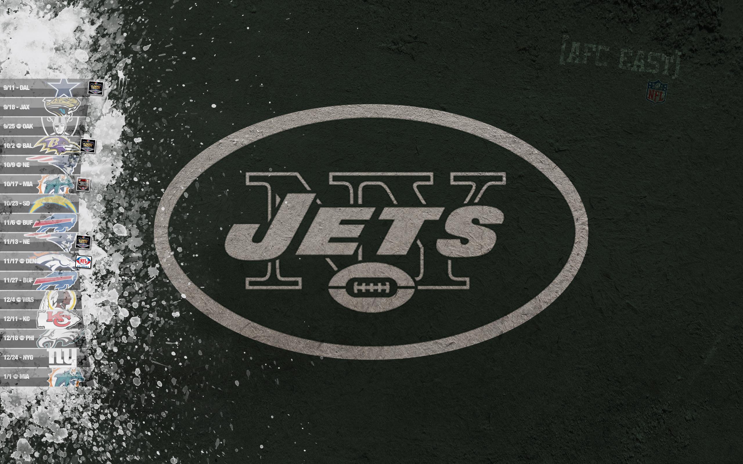 49 Ny Jets Wallpapers On Wallpapersafari