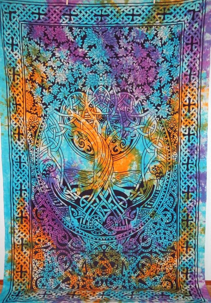 Tapestry Wallpaper Wallpapersafari