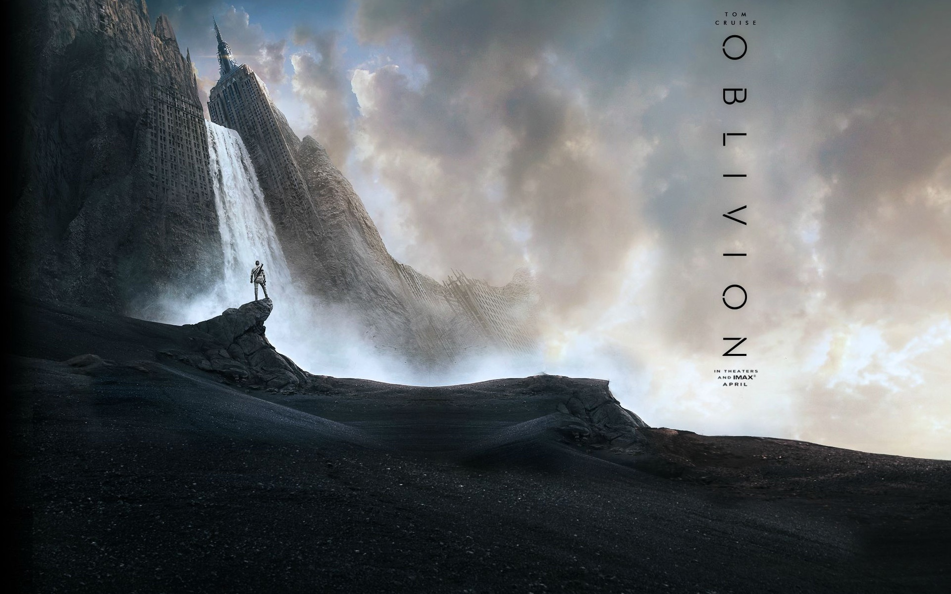 Tom Cruise Oblivion Wallpapers in jpg format for download 1920x1200