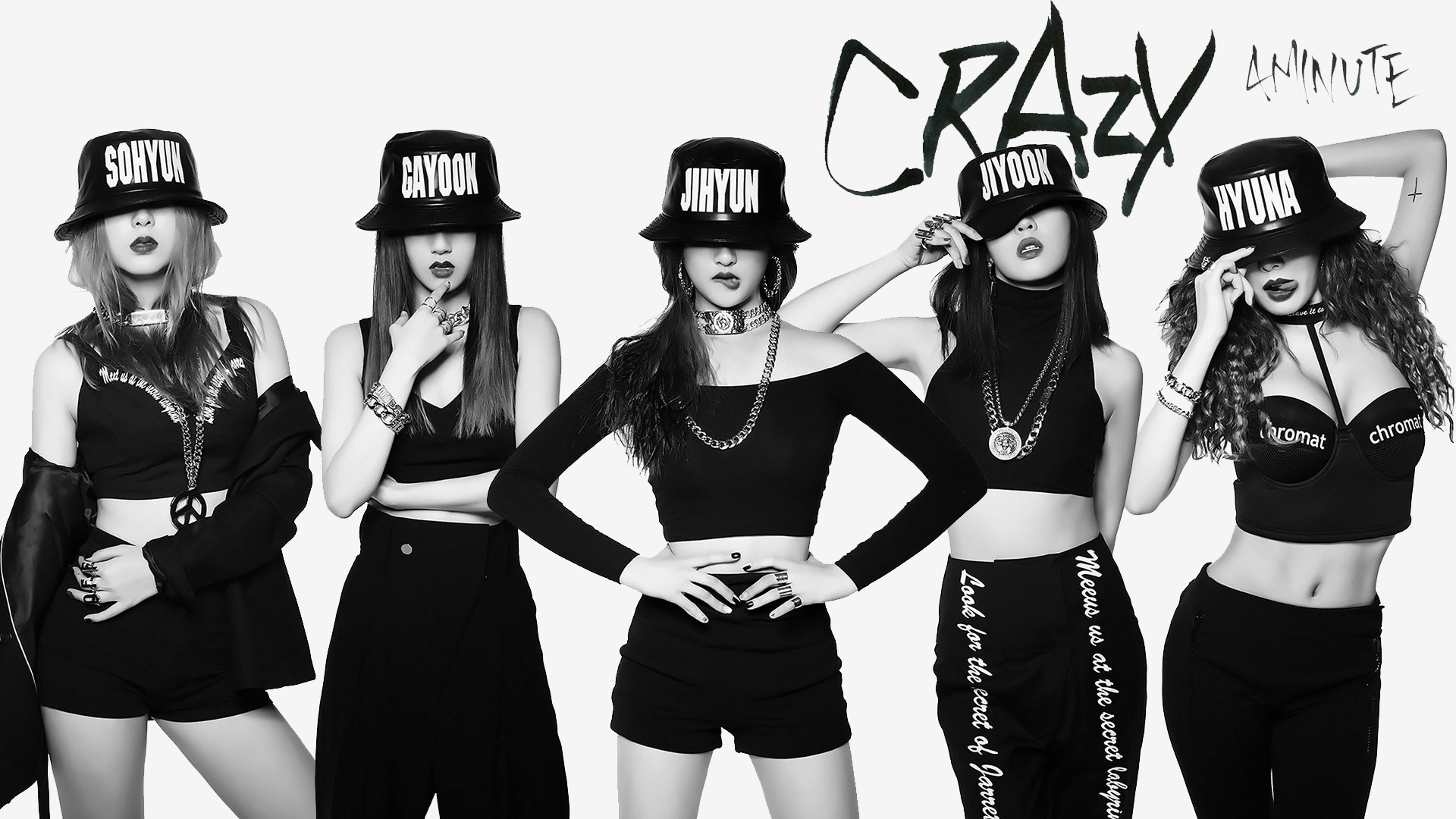 4minute is Crazy Thought Blog 1920x1080