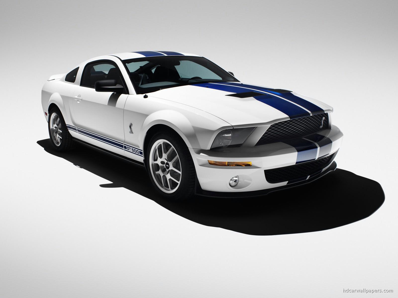 Shelby Cobra GT500 Mustang 4 Wallpaper HD Car Wallpapers 1600x1200