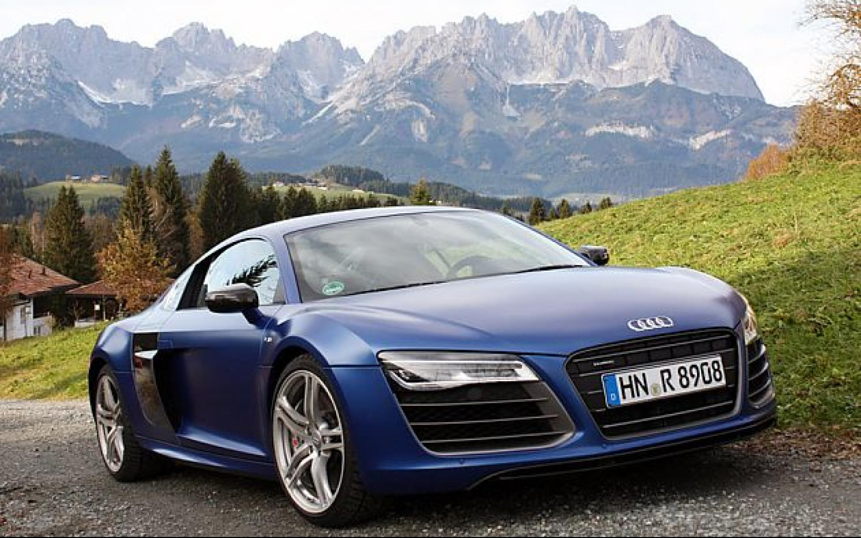 Audi R8 V10 Wallpaper   Amazing Car WallpaperAmazing Car Wallpaper 1680x1050