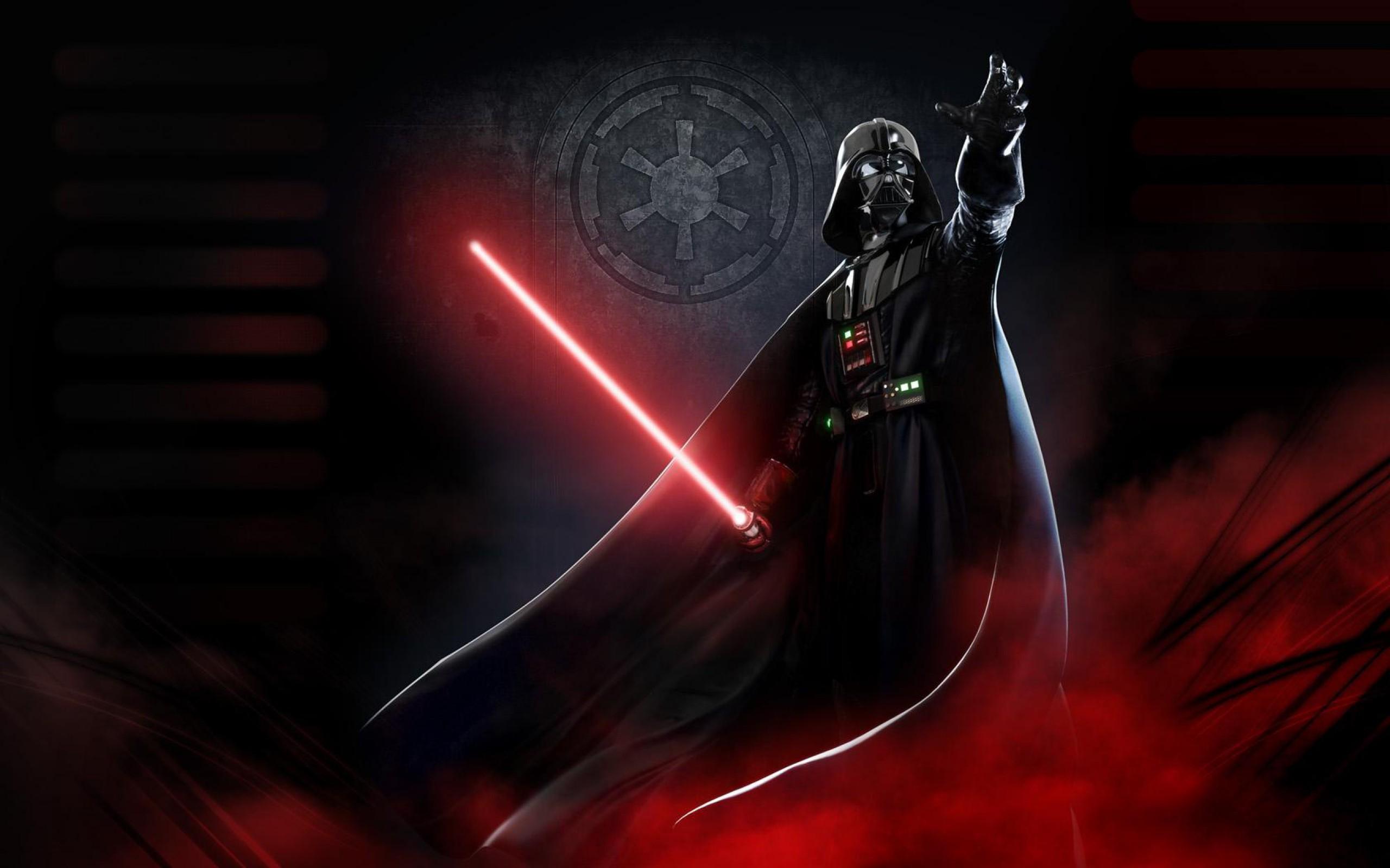 Darth Vader Desktop Wallpapers 2560x1600
