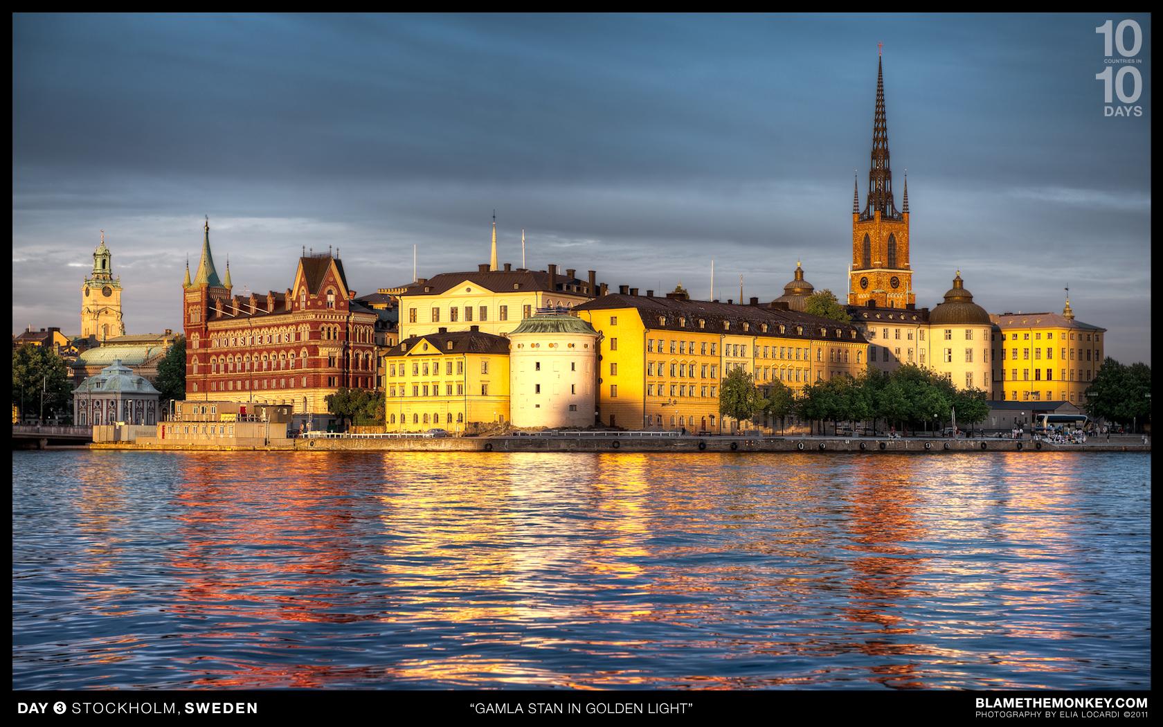 Stockholm Sweden Desktop Wallpaper 1680x1050