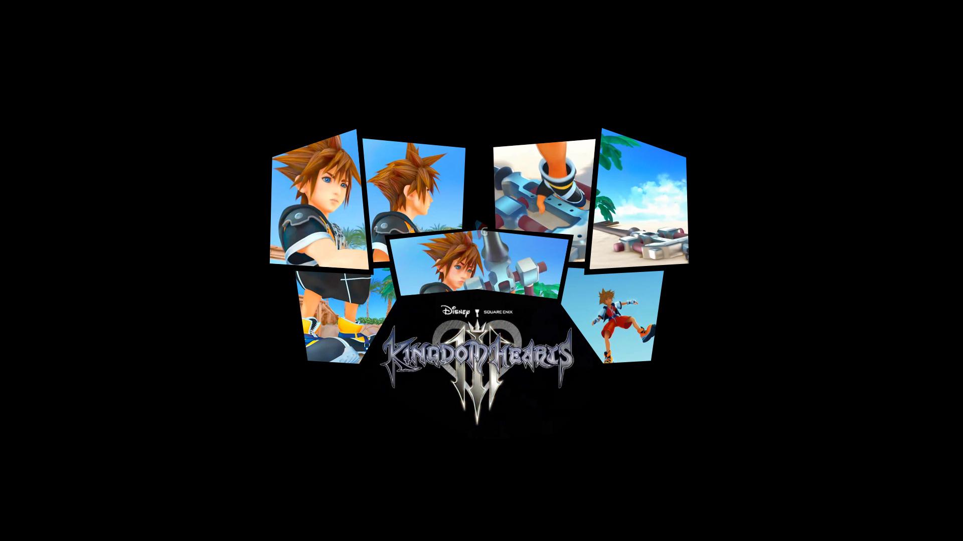 Download Kingdom Hearts 3 Wallpaper 1080p Download link 720p 1920x1080