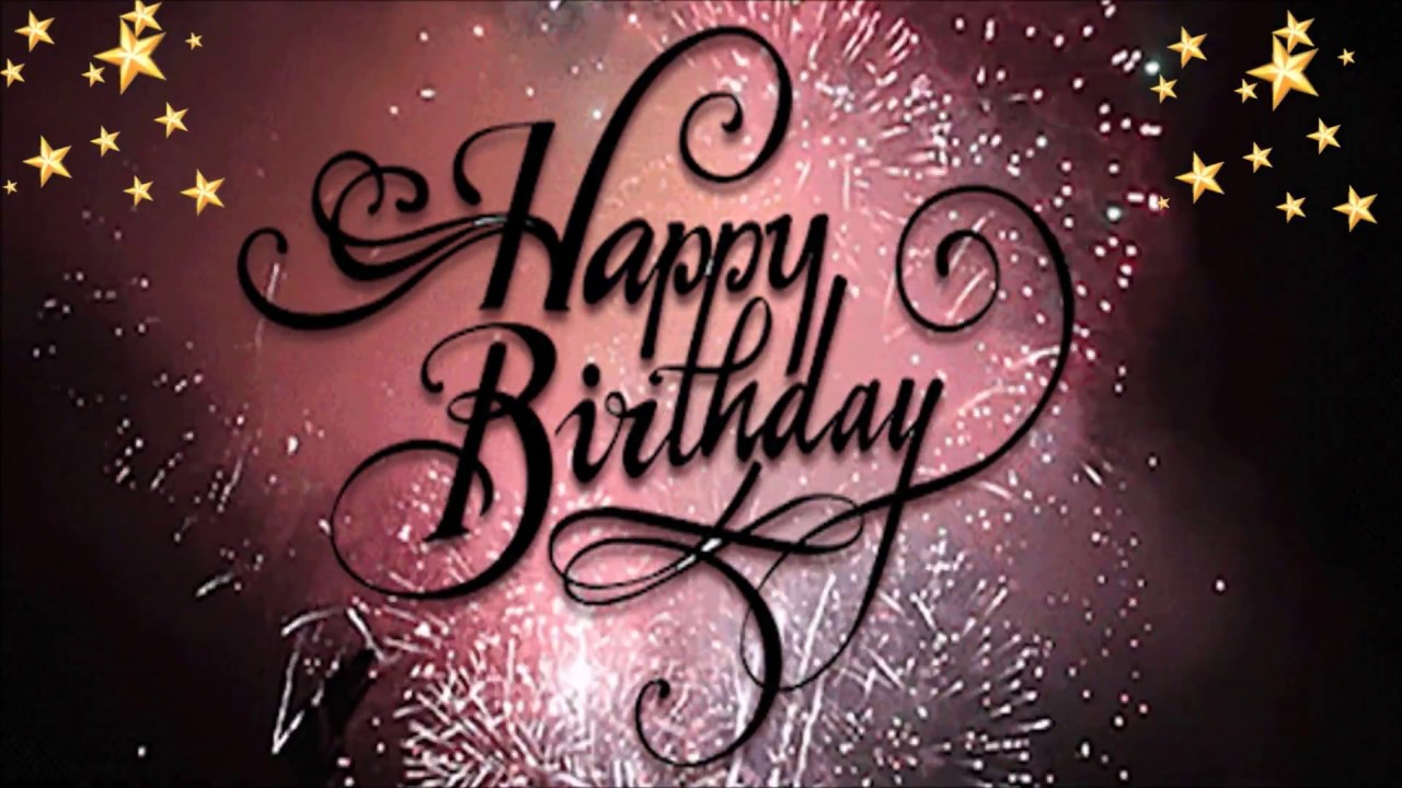 Гифки с днем рождения мужчине на английском языке