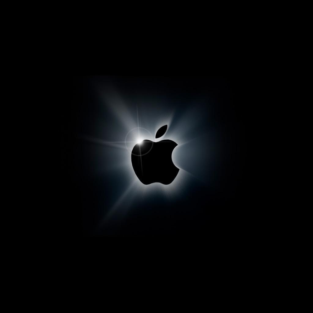 iPad Backgrounds Glow Apple iPad Wallpapers 1024x1024