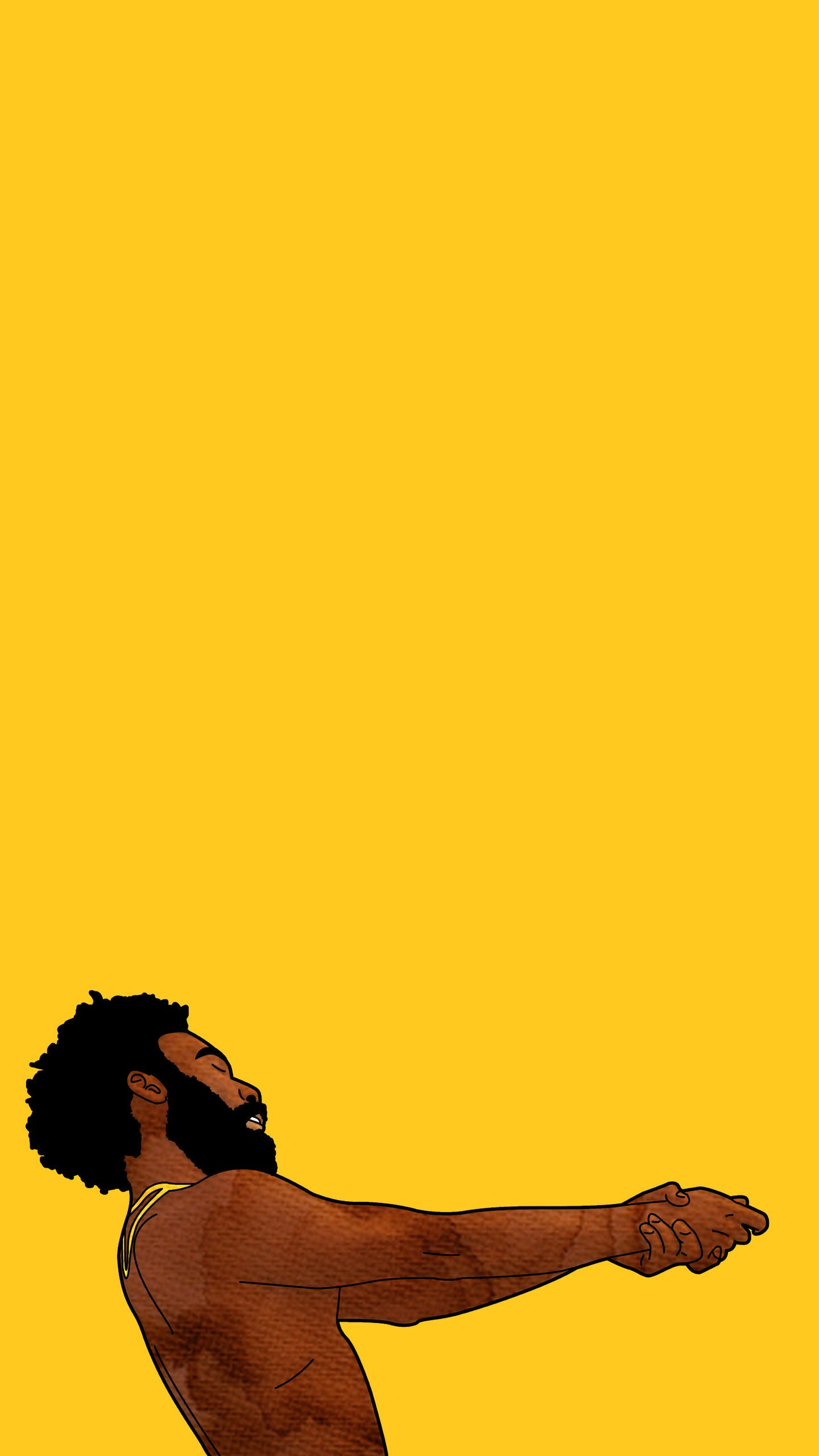 This is America Amarillo y 1440x2560