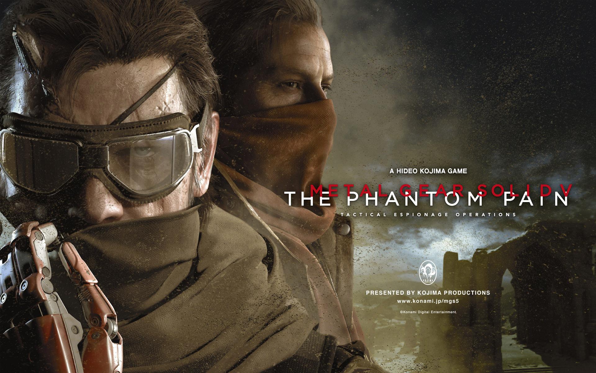 Metal Gear Solid 5 de nouvelles images au sujet de Diamond Dog 1920x1200