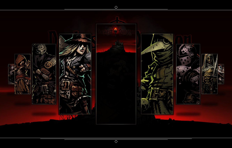 Wallpaper torch Darkest Dungeon leper images for desktop 1332x850