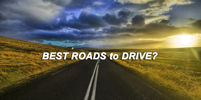Best Roads to Drive Highway 35   AMF Automotive Lifestyle Magazine 650x325