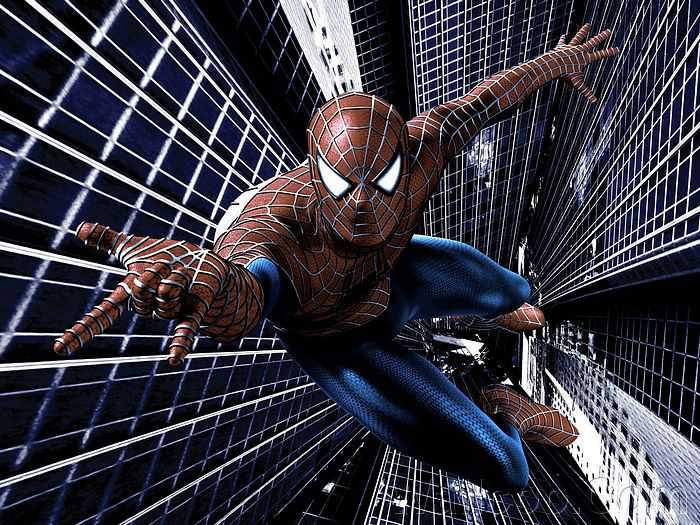 Game Wallpapers of Comic Book Superheroes Spider Man 3 HD Wallpaper 700x525