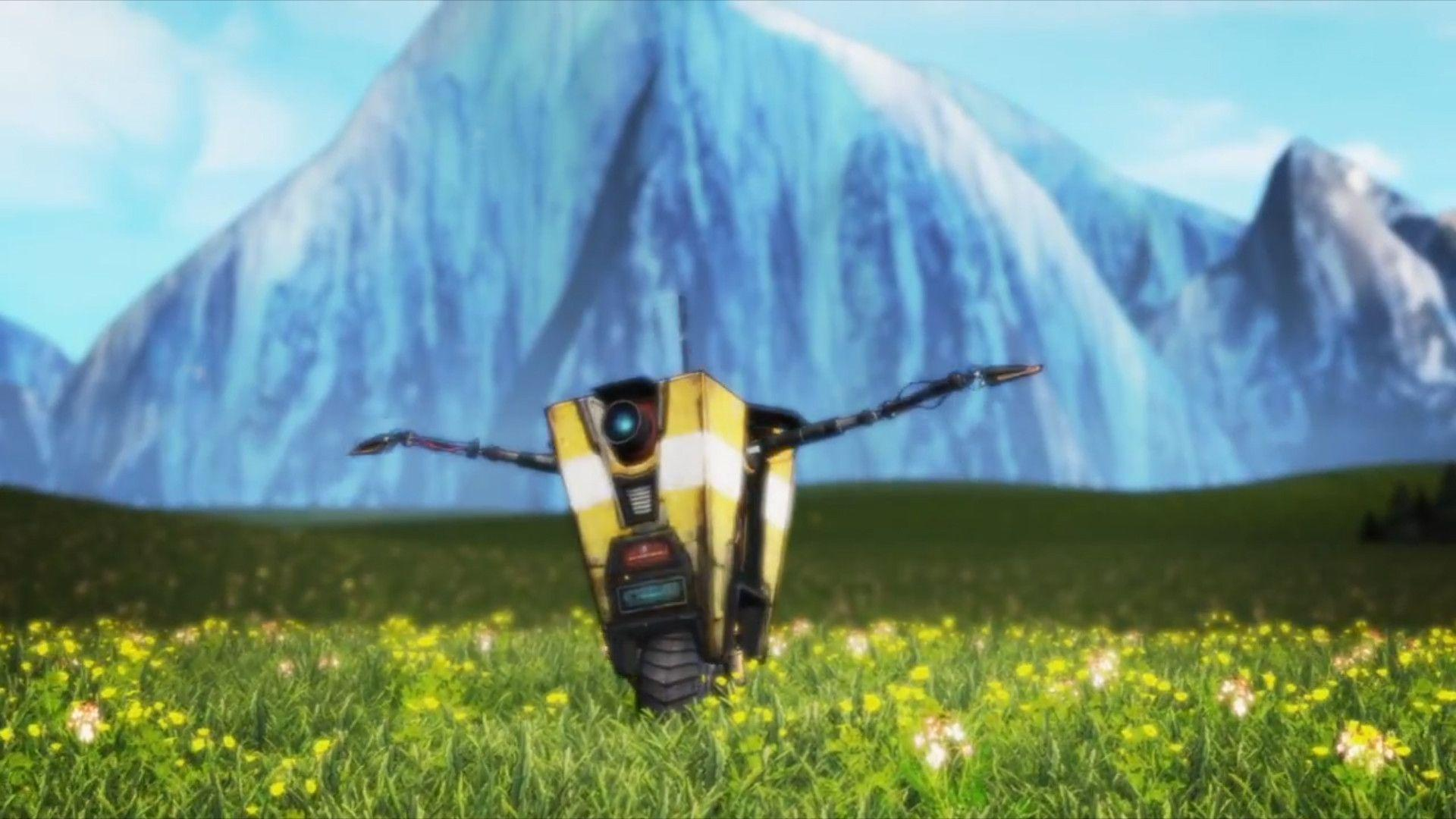 Claptrap Wallpapers 1920x1080