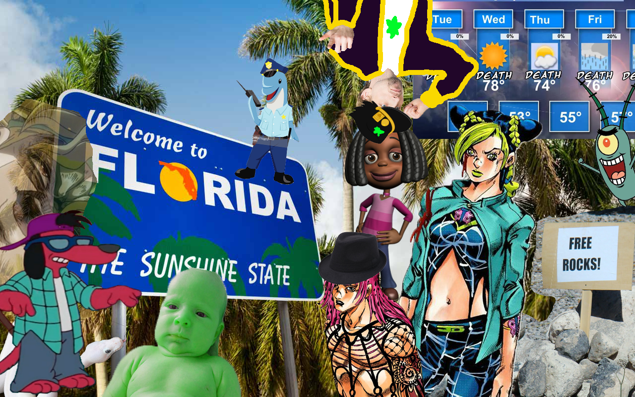 Heres a stone ocean wallpaper Ive spent the last few days making 1280x800