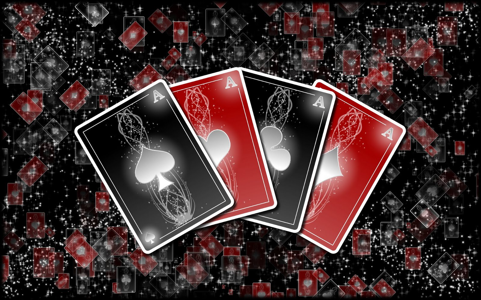 Wallpapers Playing Cards Wallpaper 1600x1000