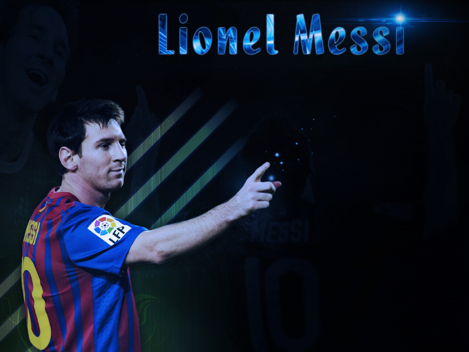Lionel Messi wallpapers Lionel Messi stock photos 1600x1200