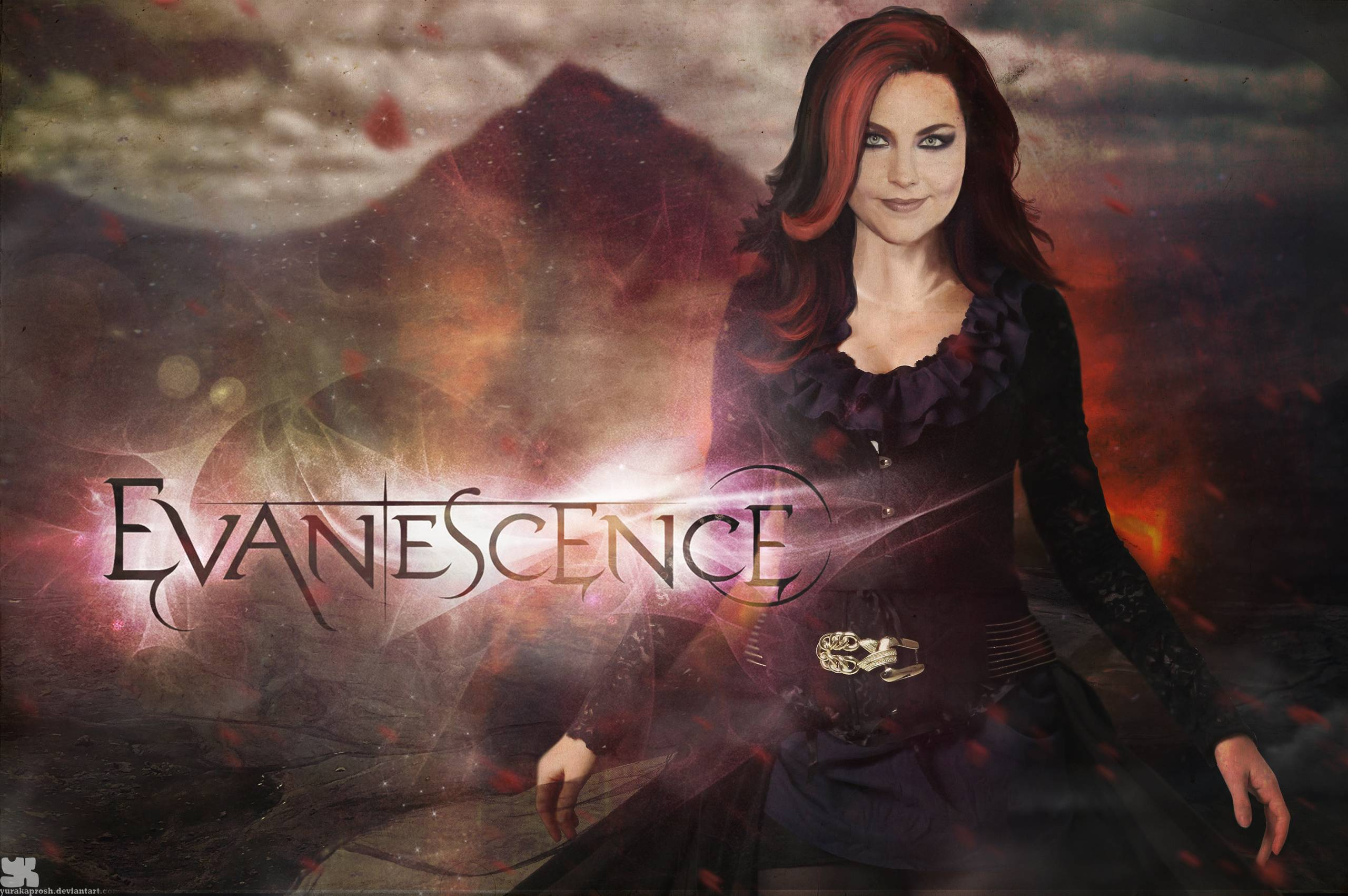 Evanescence Wallpapers 2015 2560x1701